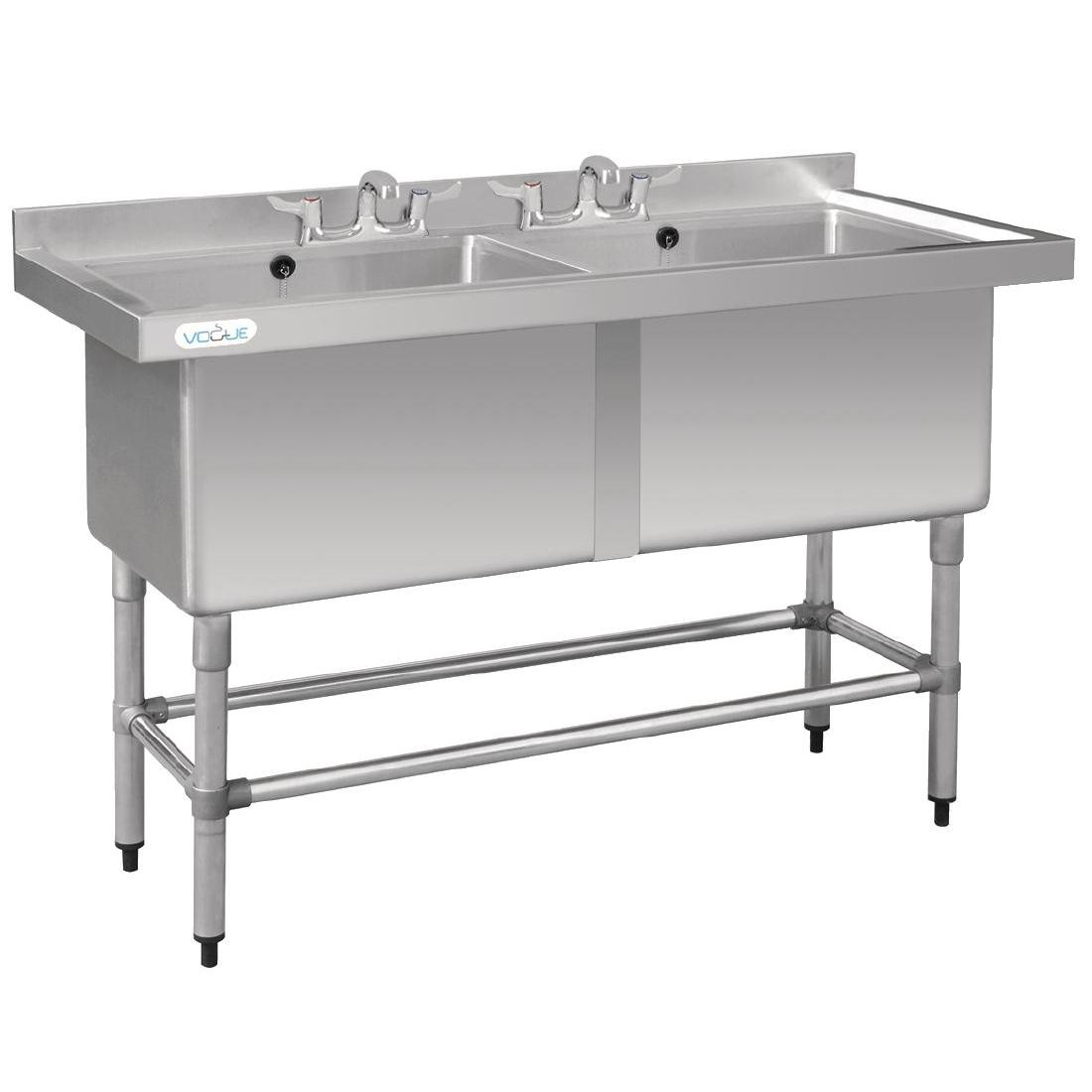 d710a9969c Vogue Double Deep Pot Sink