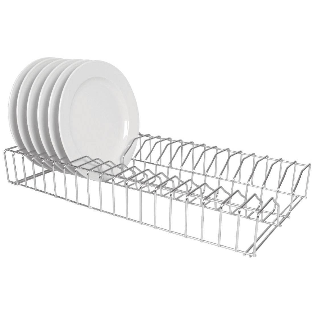 sc 1 st  Leaders Paper Merchants & Vogue Stainless Steel Plate Racks